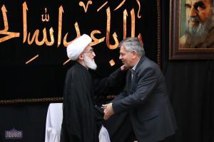 لن يتمكن العدو من ايجاد فجوة و ضرب الاخوة و الاتحاد بين الشعبين الايراني و العراقي